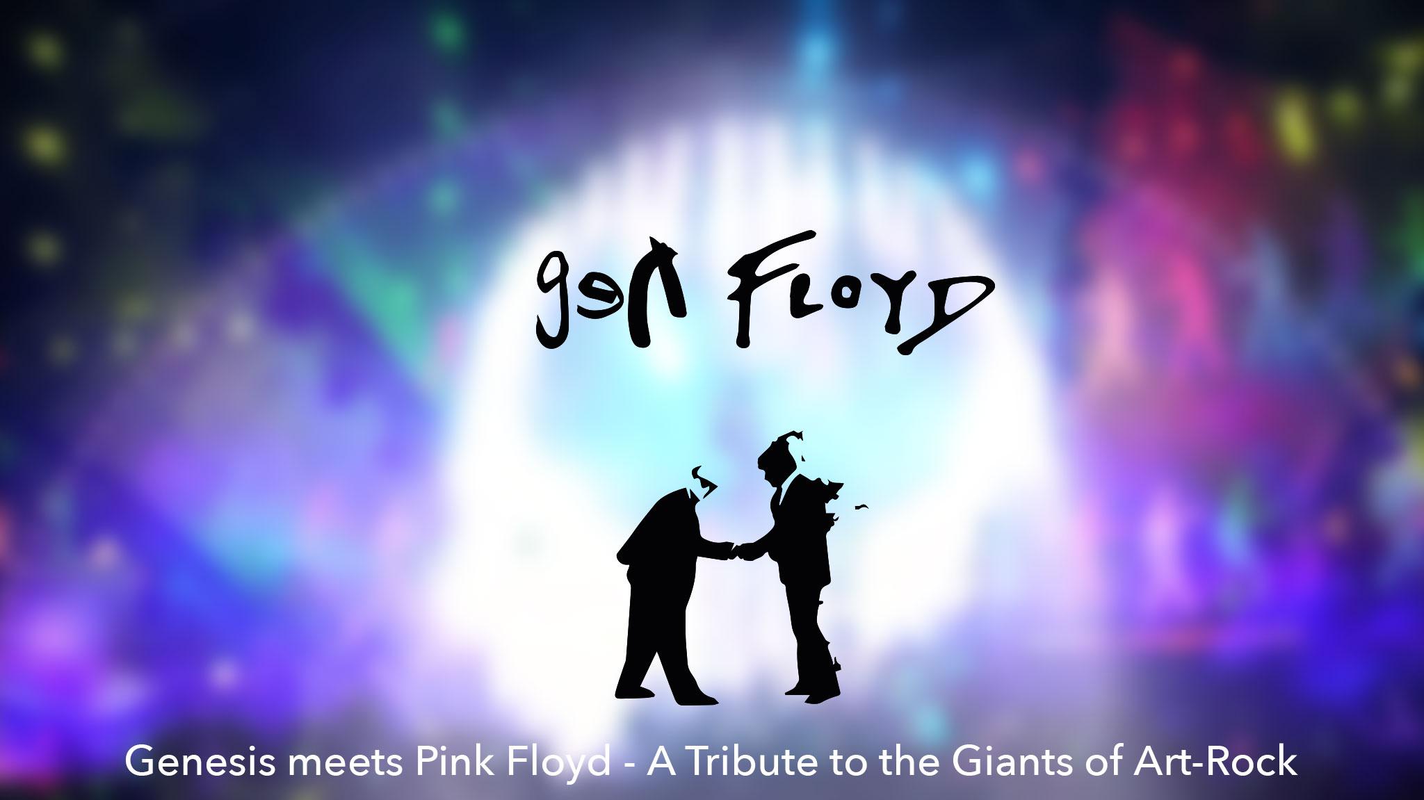 Gen Floyd Music – Genesis Pink Floyd Projekt